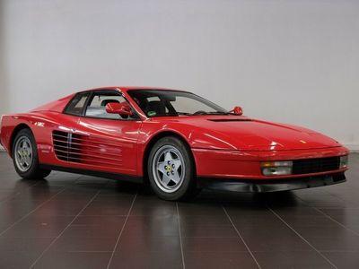 gebraucht Ferrari Testarossa / 1. Hand / gepflegt