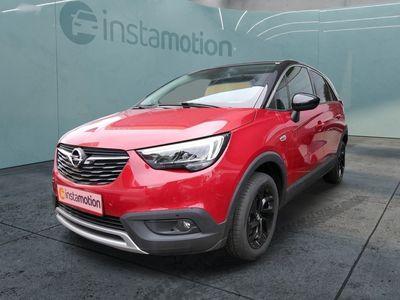gebraucht Opel Crossland X Crossland X1.2 Turbo Innovation SHZ NAVI LED