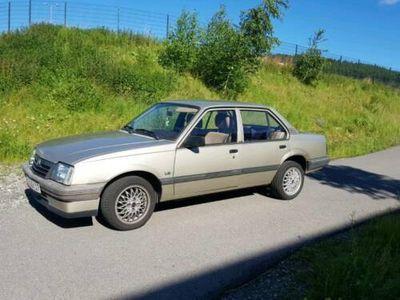 used Opel Ascona C 1.6i TÜV 10/20 Youngtimer