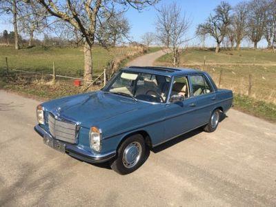 gebraucht Mercedes 200/8 230.4W115 Strich 8, Originalzustand aus 1974
