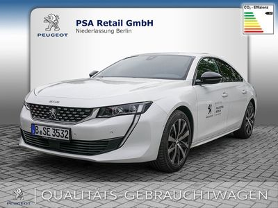 gebraucht Peugeot 508 2.0 BlueHDi 160 GT-Line NIGHT VISION ACC