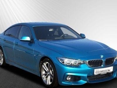 gebraucht BMW 420 Gran Coupé d M Sport Navi Kamera 19'' HiFi