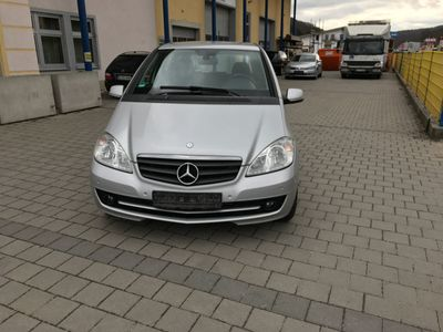 gebraucht Mercedes A180 A-KlasseCDI 1.Hand AHK
