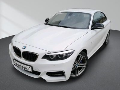 gebraucht BMW M240 Coupe Sport-Aut. Navi Prof. 18-Zoll Räder