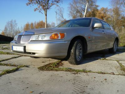 gebraucht Lincoln Town Car Signature Series keine Stretchlimo