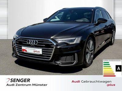 gebraucht Audi A6 Avant Sport 50 TDI quattro S tronic ACC SSD
