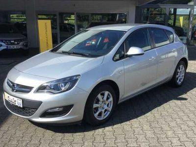 gebraucht Opel Astra Edition 1.4 16V 5-türig