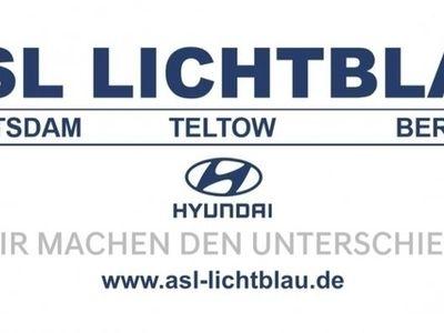 gebraucht Hyundai Tucson 1.6 GDi Turbo Advantage Navi LMF 19 Totwinkel