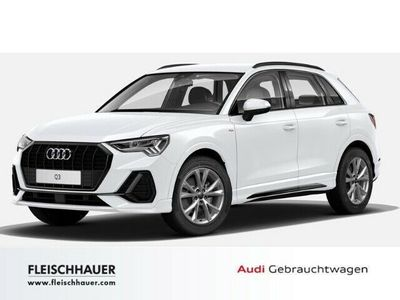gebraucht Audi Q3 35 TDI S line UPE: 51.375 €