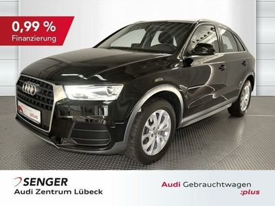 gebraucht Audi Q3 Design 2,0 TDI quattro Glanz-Paket Xenon SHZ Fahrzeuge kaufen und verkaufen