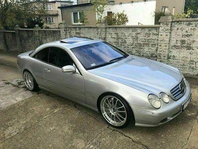 gebraucht Mercedes CL600 Mercedesv12 biturbo 500PS 2003 20 z...