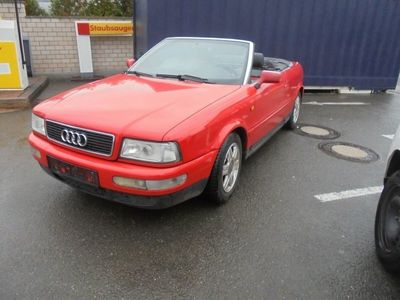 gebraucht Audi 80 1,9 TDI Cabrio mit TüV, Hardtop, Leder als Cabrio/Roadster in Neunkirchen