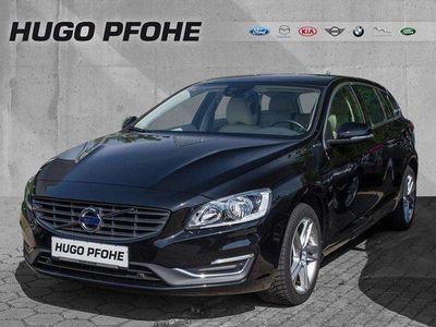 gebraucht Volvo V60 Summum D6 Twin Engine Geartronic