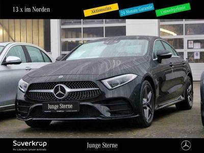 gebraucht Mercedes CLS350 d 4M AMG/Comand/Fahrassist./360°/LED