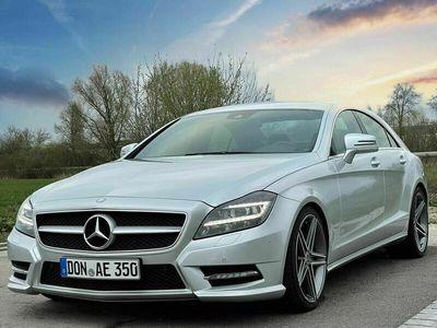 gebraucht Mercedes CLS350 CDI DPF BlueEFFICIENCY 7G-TRONIC