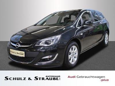 gebraucht Opel Astra Exklusiv NAVI XENON PDC - Gebrauchtwagen