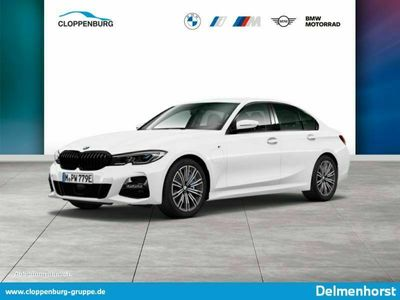 gebraucht BMW 330e M Sport Head-Up HK HiFi DAB LED WLAN Shz