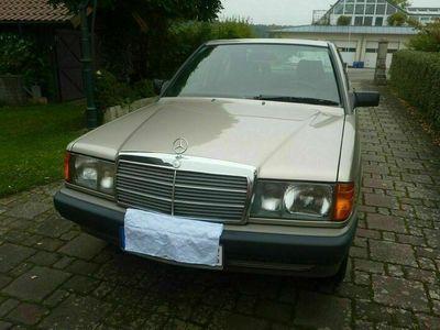 gebraucht Mercedes 190 MercedesW 201