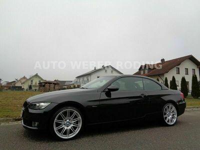 """gebraucht BMW 325 Cabriolet i *LEDER*NAVI*SHZ*19""""LM-FLG*PDC*XENON* als Cabrio/Roadster in Roding / Mitterkreith"""