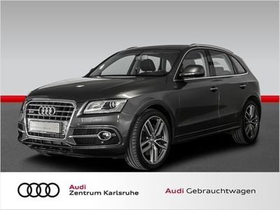 gebraucht Audi SQ5 3.0 TDI quattro S tronic Xenon B&O Navi
