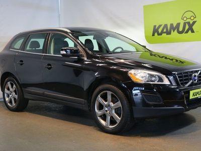 gebraucht Volvo XC60 D5 Aut. Summum AWD +Bi-Xenon +Navi +Leder +Pano +SHZ
