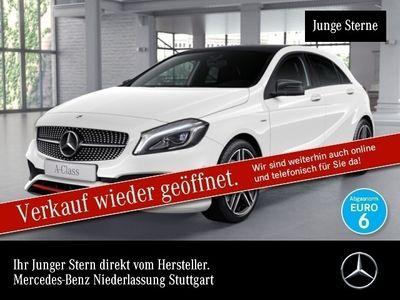 gebraucht Mercedes A250 AMG Pano LED Night Kamera Navi Totwinkel PTS