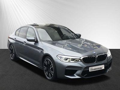 gebraucht BMW M5 LED 20''LM Navi Sitzhzg Leder Klima