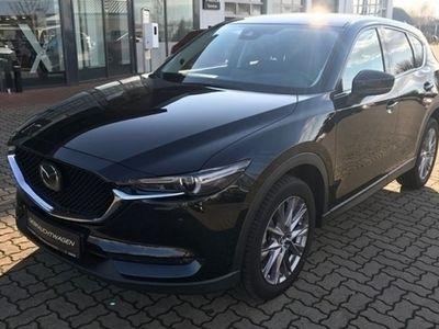 gebraucht Mazda CX-5 SKYACTIV-D 184 2019 Sports-Line Tec-Paket