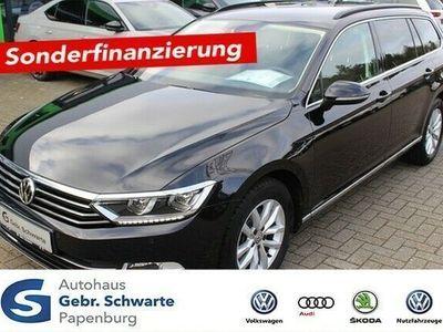 gebraucht VW Passat Variant 2.0 TDI DSG Comfort LED ACC Navi