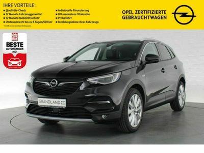 gebraucht Opel Grandland X ULTIMATE AT+NAVI+360 GRAD KAMERA+KEYLESS+SOUNDSYSTEM