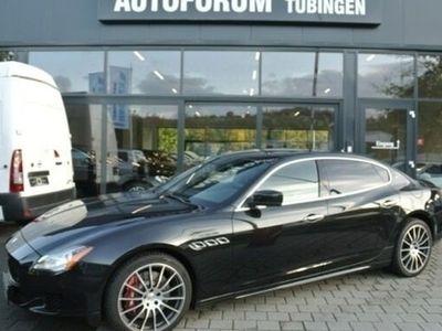 gebraucht Maserati Quattroporte GTS *SHD*NAVI*XENON