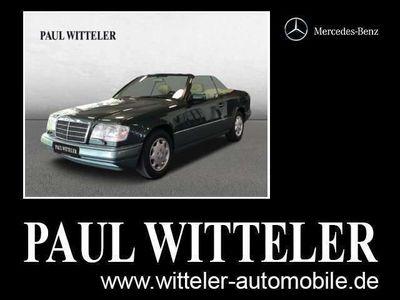gebraucht Mercedes 320 320 E/ECabrio Sitzhzg./Leder/Klimaautom./Te
