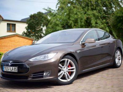 gebraucht Tesla Model S P85