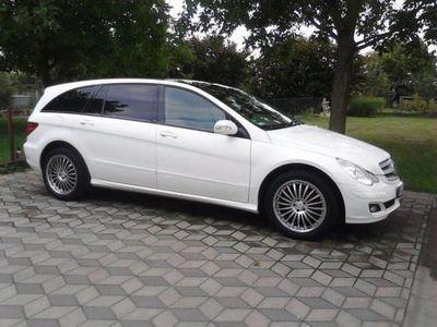 gebraucht Mercedes R350 MERCEDES4 MATIC,WEISS, Bj.2006,TÜV ...