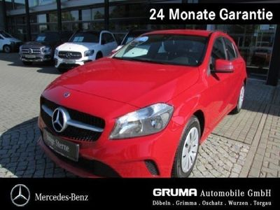 gebraucht Mercedes A160 TEMPOMAT+KLIMA+KOMFORTFAHRW+ Autom./Klima