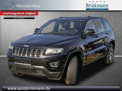 gebraucht Jeep Grand Cherokee 3.0 CRD Laredo Navi/Xenon/Autom. Klima/el.Sitzv.