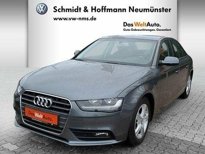 gebraucht Audi A4 Limousine Ambition 1.8 TFSI 6-Gang Klimaautomatik