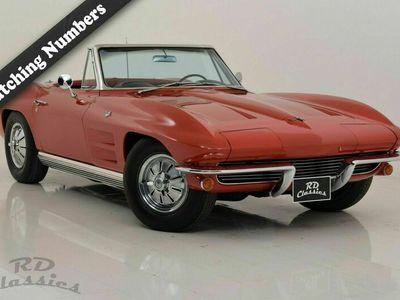 gebraucht Corvette C2 Convertible Matching numbers !! als Cabrio/Roadster in Emmerich