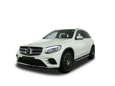 gebraucht Mercedes GLC350 d 4Matic AMG-Line COMAND DTR Panorama AHK