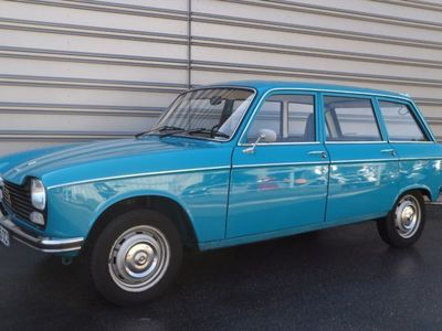 gebraucht Peugeot 204 Break original 19.400 KM!!!