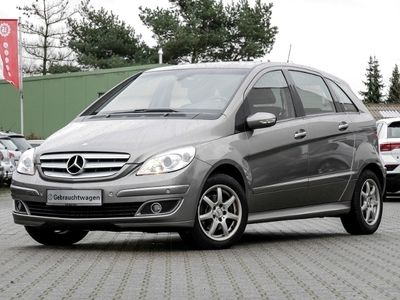 gebraucht Mercedes B200 B-KlasseAutotronic/Klima/ALU/PDC/Sport-Paket