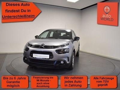 gebraucht Citroën C4 Cactus 1.2 PureTech 110 Feel (EU 6d-TEMP) HU+