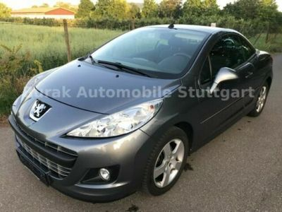 gebraucht Peugeot 207 CC Premium