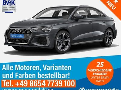 gebraucht Audi A3 Limousine advanced 30 TDI 116 (D6)