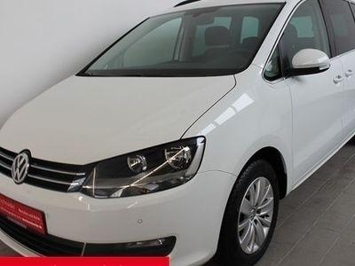 gebraucht VW Sharan 2.0 TDI DSG Comfortline 7-SITZER NAVI WP