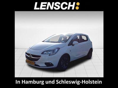 gebraucht Opel Corsa E 1.4 5T *120 JAHRE*SHZ*RFK*KLIMAAUTO*PDC*