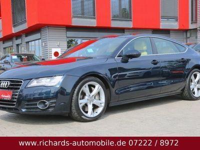 gebraucht Audi A7 3.0 TDI Quattro+Head-Up+Standh+Massage+Kamera