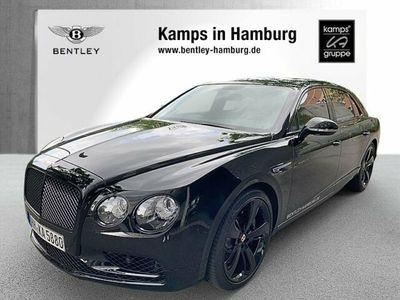 gebraucht Bentley Flying Spur V8 S Black Edition - HAMBURG