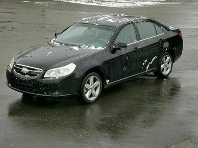 gebraucht Chevrolet Epica 2.5 LT LPG