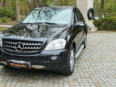 gebraucht Mercedes ML500 M -KlasseScheckheftgepflegt Standheizung